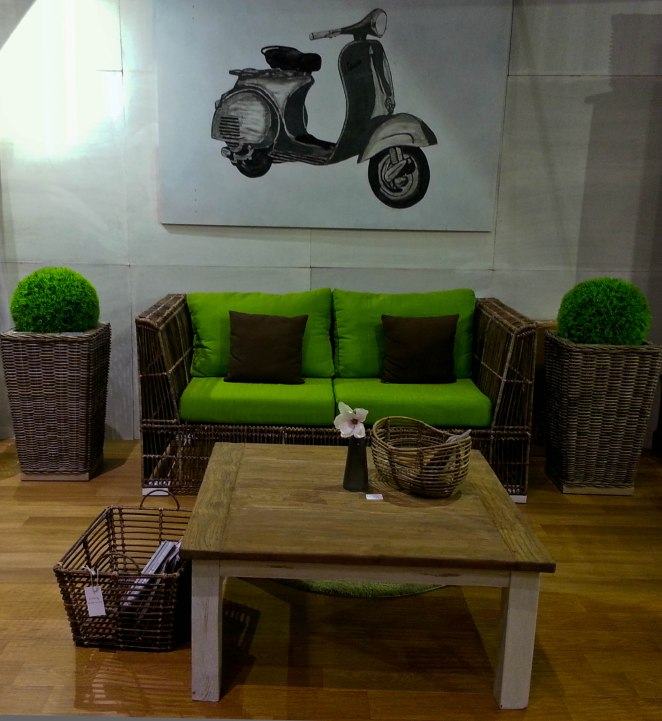 Indonesia Furniture Expo 2014 Jakarta